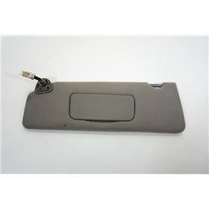 2004-2008 Toyota Solara Coupe Driver Side Sun Visor with Lighted Mirror