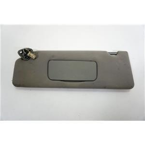 2000-2004 Toyota Avalon Driver Left Side Sun Visor Lighted Mirrors Garage Door