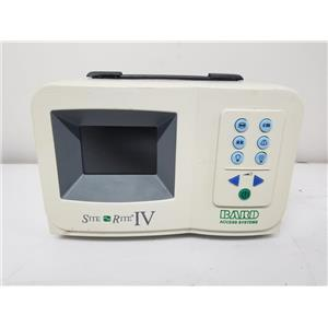 Bard Site Rite IV Ultrasound System Monitor