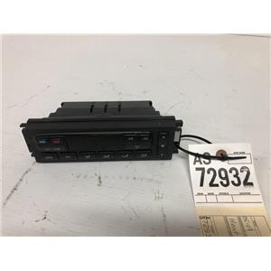 2005-2007 Ford f350 Lariat climate control module and display as72932