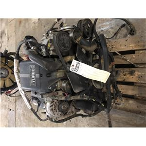 1994-1997 Ford F350/F250 7.3L OBS Powerstroke complete engine as72909