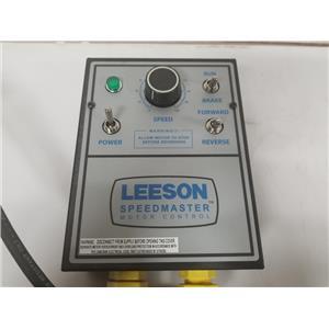 Leeson 174308 DC Motor Control