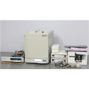 Used: Thermo Scientific Focus GC Series Gas Chromatograph 12550050 w/ Capillary Column
