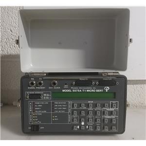 PHOENIX MICROSYSTEMS 5575A T1 MICRO-BERT
