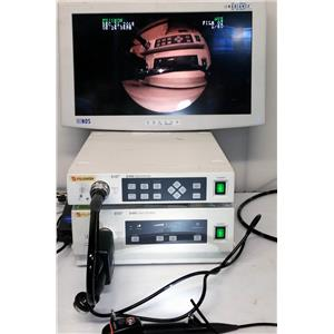 FUJINON EVE E 400 system with Fujinon EB-470S  endoscope