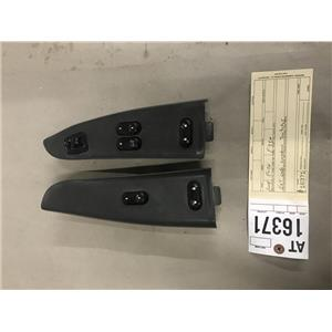 1999-2004 Ford F350 power window, mirror lock switches ext cab tag at16371