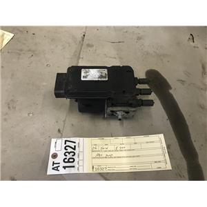 2005-2007 Ford E350 6.0L abs module and pump  at16327