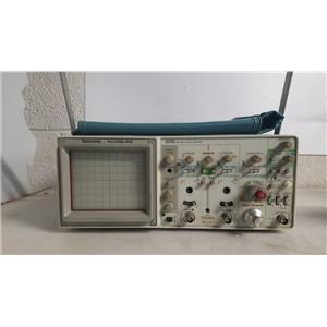 TEKTRONIX 2235 TWO CHANNEL OSCILLOSCOPE LOT OF 22 FOR PARTS