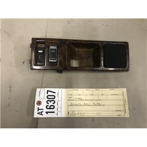 1993 1994 1995 1996 Cadillac Fleetwood Brougham left front lock switch at16307