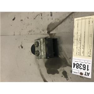 2005-2007 Ford F350 6.0L abs module and pump  at16384 5c34-2c346-ak