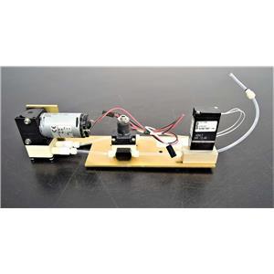 Used: QIAGEN 9016040 BGR Valve Module DISU, BR8000 v3.0 for BioRobot 8000 Workstation