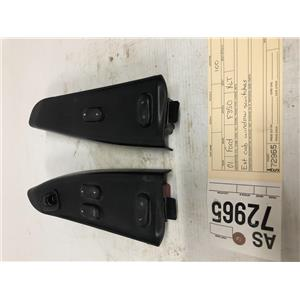 1999-2000 Ford F350 power window, mirror lock switches regular cab tag as72965