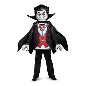 Lego Vampire Deluxe Boys Costume Large 10-12