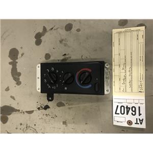 1998-2002 Dodge Cummins 2500 3500 5.9L CUMMINS heater controls at16407