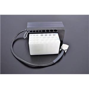 Used: Chilled Reagent Block 8-Place for Digilab ProPrep II with 90-Day Warranty