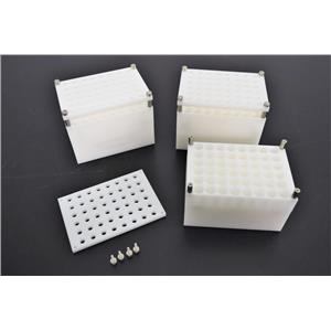 Used: Lot of 3 LC Collection Plates 48-Well for Digilab ProPrep II w/ 90-Day Warranty