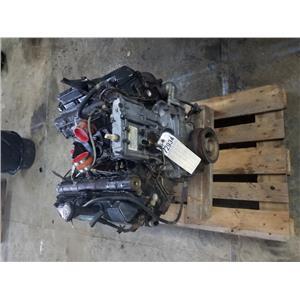 2000-2003 Ford F350 F450 7.3L powerstroke diesel engine tag at72934