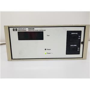 Hewlett Packard 59822B Ionization Gauge Controller