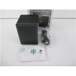 Onkyo VC-GX30B G3 Smart Speaker w/ Google Assistant, Black