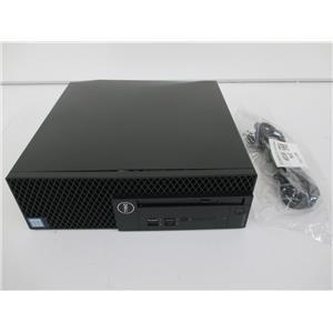 Dell 62H0G OptiPlex 3060 SFF Desktop Computer i5-8500 3GHZ 8GB 500GB W10P - DMG
