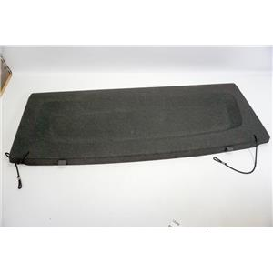 2012-2019 Chevrolet Sonic Rear Cargo Luggage Cover Tray Package Shelf