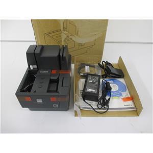 Canon 1722C001 Imageformula CR-120 Compact Check Transport - NEW, OPEN BOX