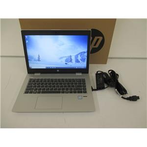 "HP 5SA02US#ABA ProBook 640 G4 Laptop i5-8350U 1.7GHz 8GB 256GB NVMe 14"" W10P"