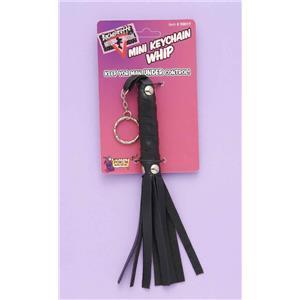 Bachelorette Mini Whip Keychain Bridal Shower Party Favor
