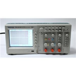 Tektronix TDS2012B 2Channel 100 MHz 1 GS/s Digital Storage Oscilloscope