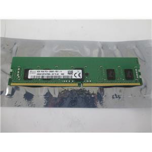DELL 1VRGY 8GB - 1Rx8 DDR4 RDIMM 2666MHz PC4-2666V MEMORY