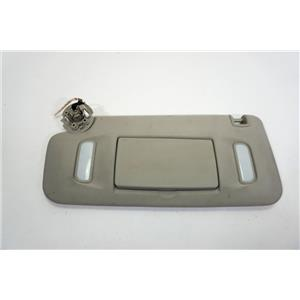 2010-2015 Chevrolet Equinox Traverse Driver Side Sun Visor with Lighted Mirror