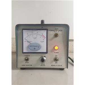 ELECTRO CRAFT MOTOMATIC E550 M SPEED CONTROLLER