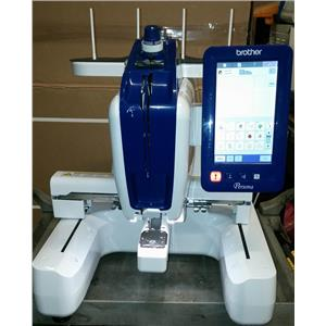 BROTHER PERSONA PRS 100 Embroidery Machine