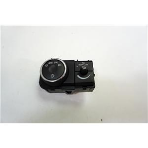 2009-2017 Chevrolet Traverse Headlamp Light Switch with Dimmer and Dome Switches