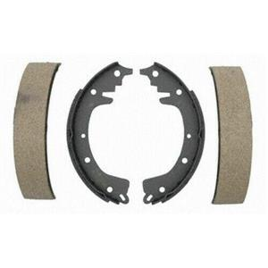 Jeep Willys and CJ brake shoes 1953-1968 measure 9 x 1 3/4 fits front or rear