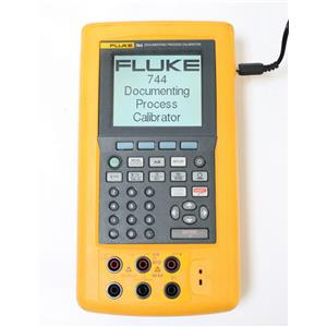 Fluke 744 Documenting Process Calibrator