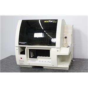 Instrumentation Laboratory ACL TOP 300 CTS Hemostasis Testing Lab Analyzer