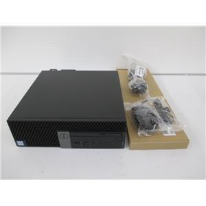 Dell 16FNH OptiPlex 5070 SFF i7-9700 16GB 1TB W10P OPEN/UNUSED WARRANTY 2023