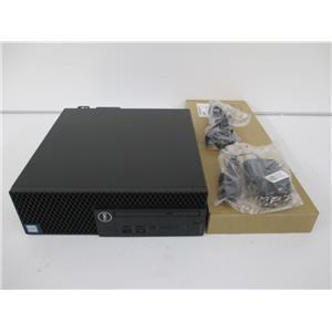 Dell 7F7DW OptiPlex 3070 -SFF Desktop- i5-9500 3GHz 8GB 128GB W10P w/WARR
