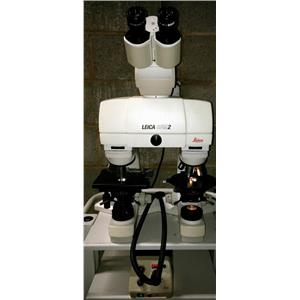 Leica CFM2 High Power Forensic Comparison Microscope