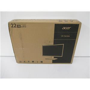 """Acer UM.WV6AA.B07 Acer V226HQL Bbi 21.5"""" 16:9 LCD Monitor - FACTORY SEALED"""