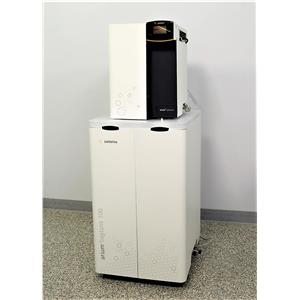 Used: Sartorius Arium Advance RO Water Purifier H2O-AOV-100-US with Arium Bagtank 100