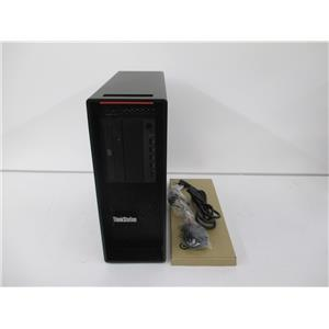 Lenovo 30BFS1B600 ThinkStation P520 - tower - Xeon W-2123 3.6GHz 16GB 2x1TB W10P