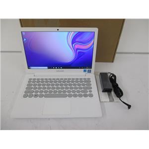"""Samsung 13.3"""" Notebook Flash Pentium Silver N5000 4GB 64GB W10S (Linen White)"""