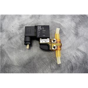 Used: Sirai D118V03 Z610A Solenoid Valve for Milestone Pathos w/ 90-Day Warranty