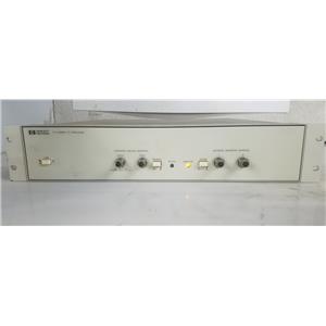 HP TT4 DQPSK 1/Q MODULATOR