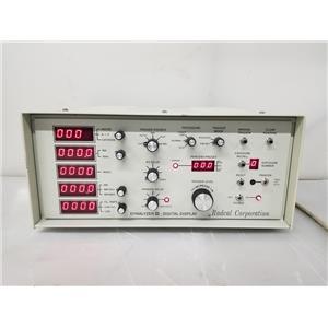 Machlett Varian Dynalyzer III Digital Display