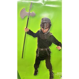 Medieval Warrior Child Costume Small 4-6