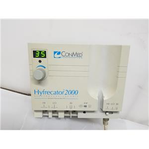 ConMed 7-900-115 Hyfrecator 2000 Electrosurgical Unit