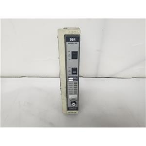 Modicon PC-0984-385 Model 385 Programmable Controller